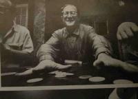 Эрик Берн выигрывает в покер в 1966 г.