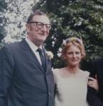 Со своей дочерью Эллен в июне 1969 г. в Коннектикуте